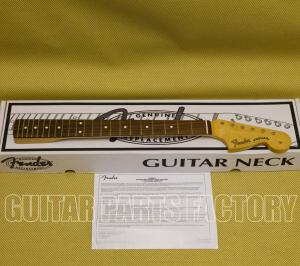 099-1713-921 Fender Classic Player Jaguar Neck, 22 MED Jumbo Frets, Pau Ferro, C Shape 0991713921