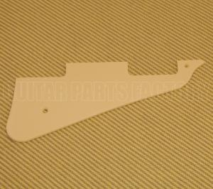 PG-0800-028 1-Ply Cream Pickguard for USA Gibson Les Paul Guitar Humbucker
