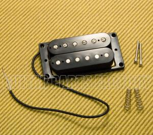 008-1137-000 Genuine Fender Blacktop Jazzmaster Guitar Pickup Bridge Black 0081137000
