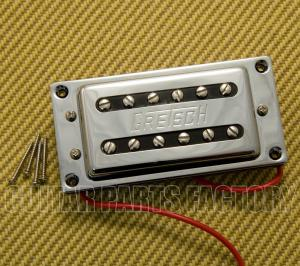 006-9820-000 Gretsch Chrome Duo Coil Neck Pickup G5120 G5122 Electromatic 0069820000
