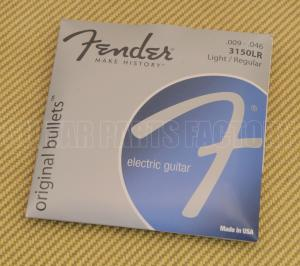 073-3150-404 Fender Super Bullets  .009-.046 3150LR 0733150404