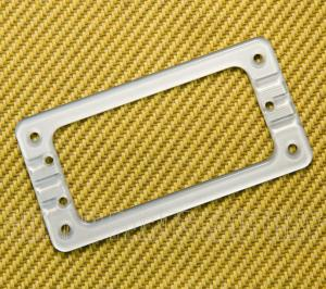 009-6608-SILVER G4500 Silver Electromatic Genuine Gretsch Pickup Mounting Ring Bezel 0096608SILVER