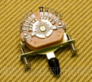 EP-UST5-2 5-Way Double Wafer Super Switch for Stratocaster or Similar Guitars