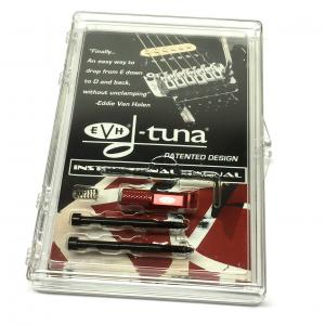 555-0121-466 EVH Red D-TUNA Drop D Tuner for Original Floyd Rose Tremolo 5550121466
