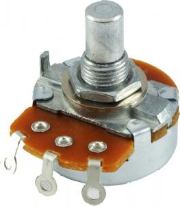 R-VA50KA (1) Alpha 50k Audio Solid Shaft Full Size Potentiometer Pot