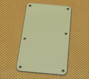005-4030-000 Genuine Fender Solid Mint Back Plate Deluxe Stratocaster/Strat 0054030000