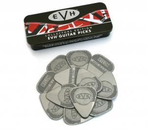 002-0351-001 EVH Collector Picks Tin & Picks 0020351001
