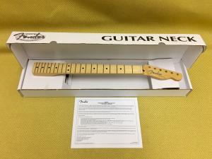 "099-0802-921 Fender® 1951 Telecaster® Neck, Fat ""U"" Shape, Narrow Tall Frets, 9.5"", Maple 0990802921"