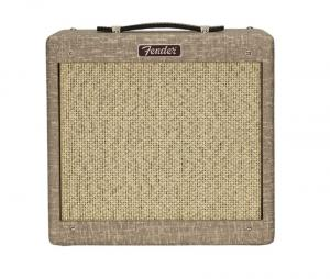 223-1300-971 2019 Limited Edition Fender Pro Junior™ IV, Jensen® P10Q 1x10, Fawn, 15W, 120V 2231300971