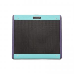 223-1500-193 Fender 2020 Limited Edition Blues Junior™ IV Amplifier, Eminence® Cannabis Rex™, Two-Tone Purple/Seafoam, 120V