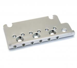 002-6097-049 Fender American Series Chrome '86-07 Stratocaster/Strat Bridge Plate 0026097049