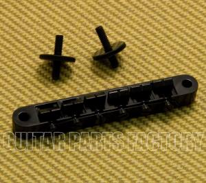 ABR-BM002B Black ABR Style Tunematic Guitar Bridge 52mm