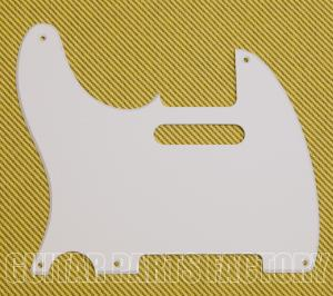 TELH-102 Lefty 1-ply Pickguard for Fender Tele 5 Hole