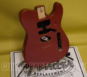 099-7500-709 Fender Deluxe Telecaster® SSH Alder Guitar Body w/ Modern Bridge Mount 0997500709