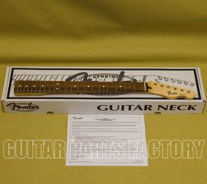 099-5103-921 Genuine Fender Standard Series Telecaster Neck, 21 Medium Jumbo Frets, Pau Ferro 0995103921