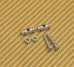AP-0727-010 Gotoh Chrome Barrel String Guides for Guitar
