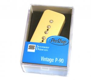11301-06-Crc Seymour Duncan P-90 Soapbar Bridge Pickup Cream SP90-1b
