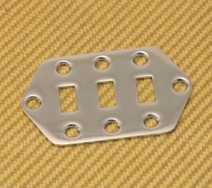 001-0611-000 Fender USA Jaguar Guitar Selector Switch Plate 0010611000