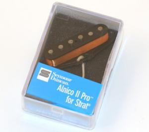 APS1 Seymour Duncan Alnico II Pro Stag Pickup For Strat 11204-01