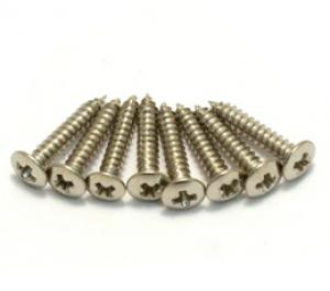 GS-3397-001 Humbucker Ring Short Nickel Screws