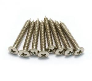 HUMBUCKER RING LONG NICKEL SCREWS