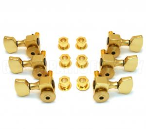 SZ-3X3-STGD Sperzel Trim-Lock 3+3 Satin Gold