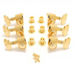 109G Grover Gold Super Rotomatic Tuners for Gibson/Epiphone Guitar