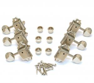 TK-0875-001 Gotoh Nickel 3 per side Tuners for Vintage Gibson Les Paul SG ES Guitar