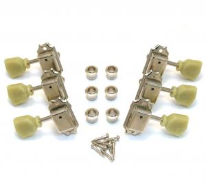 TK-0735-001 Gotoh Nickel Locking Tuners for Vintage Gibson Les Paul SG® Guitar