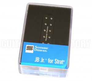 11205-15-B Seymour Duncan JB JR. Neck Pickup For Strat Black SJBJ-1n
