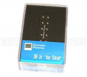 11205-16-B Seymour Duncan JB JR. Bridge Pickup For Strat Black SJBJ-1b