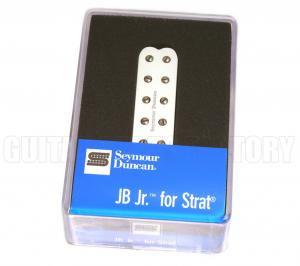 11205-15-W Seymour Duncan JB JR Neck Pickup For Strat White SJBJ-1n