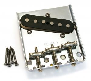 005-3679-000 Fender Mexican Thinline Reissue Tele Guitar Bridge & Pickup 0053679000