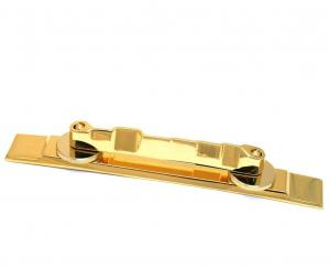 GB-0527-002 Bigsby Unwound G Adjustable Gold Compensated Guitar Bridge