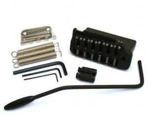 42100VB Hipshot Black Contoured Am Series Stratocaster Tremolo Steel Block