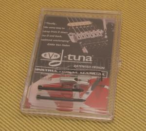 555-0121-468 Chrome EVH D-Tuna Drop D E to D Tuning System DT-100-C 5550121468