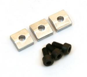 BP 0116-010 Chrome floyd rose nut blocks